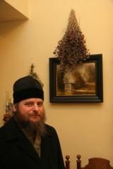 Odrynki, pierwsza prawosławna pustelnia w Polsce, będą jak Grabarka. Buduje ojciec Gabriel, sławny mnich, który leczy ziołami.