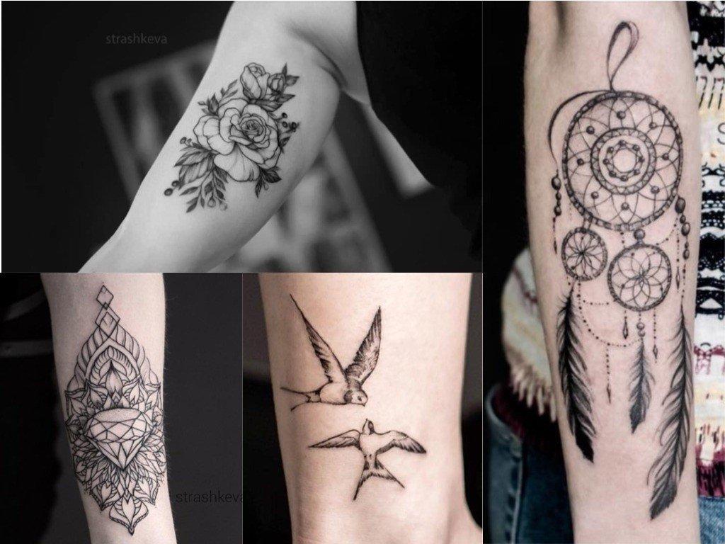 Tatuaże Dla Kobiet Te Wzory Są Najchętniej Wybierane