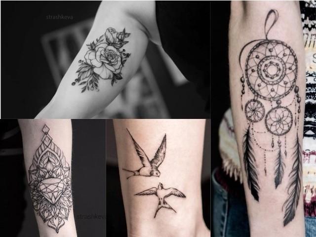 Strona z tatuażami facetów