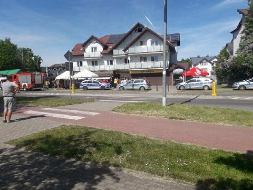 Tragiczny wypadek w Jastarni 6.06.2021 - 2-letnie dziecko...