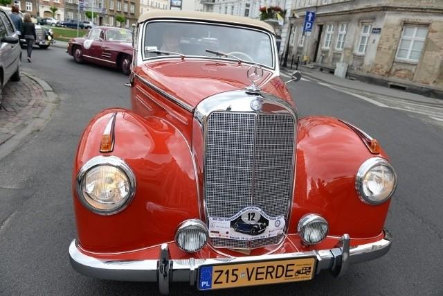 XIII Zlot Zabytkowych Mercedesów StarDrive Poland 2014