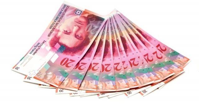 Cena franka w 2015 roku: kurs franka będzie stabilny, ale nadal będzie wysoki i oscylował w granicach 3 złotych 50 groszy.