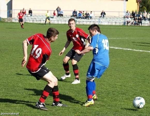 Piłkarzom Cyklonu Kończewice zabrakło w rundzie jesiennej atutów.
