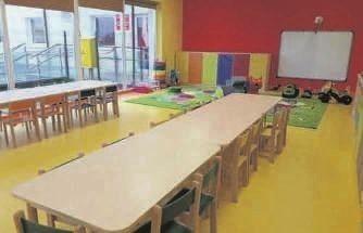 W rozbudowanym budynku szkoły powstało nowe przedszkole z kolorowymi salami