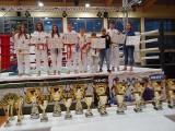Rawski Klub Karate Kyokushin przywiózł 8 medali z Siedlec [ZDJĘCIA]