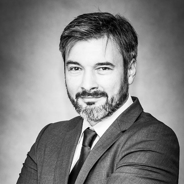 Tomasz Ślagórski, wiceprezes KUKE.