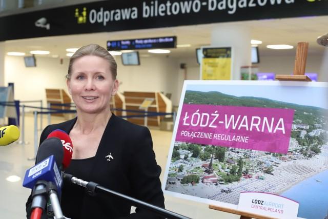 Zaplanowany na wtorek 7 lipca inauguracyjny lot z łódzkiego lotniska do Warny nie odbył się. Prawdopodobnie został przesunięty o tydzień.CZYTAJ DALEJ NA NASTĘPNYM SLAJDZIE