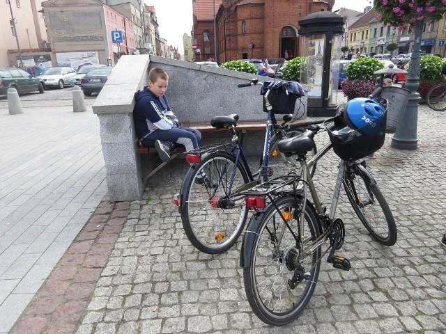 Wąbrzeźnianie przejechali na rowerach tyle kilometrów, że miasto otrzymało czujnik jakości powietrza