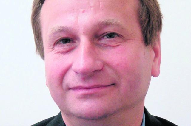 Kierownik Krzysztof Zandecki
