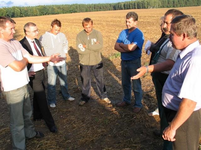 - W tym miejscu planowana jest druga ferma norek - mówią mieszkańcy Tarnowa