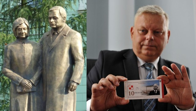 Śledztwo obejmuje między innymi dystrybucję cegiełek na budowę pomnika Marii i Lecha Kaczyńskich w Radomiu. Przewodniczącym Społecznego Komitetu Budowy Pomnika był Marek Suski.