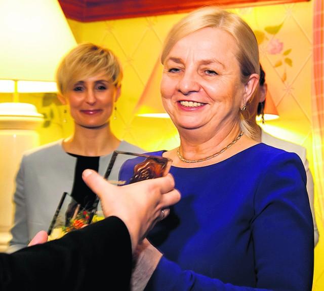 Elżbieta Koterba - Wpływowa Kobieta Małopolski 2014