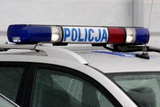 Wypadek na ul. Słowackiego w Gdańsku
