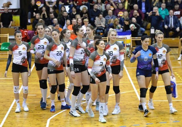 San-Pajda Jarosław pokonała u siebie m.in. Budowlanych Łódź w rozgrywkach Pucharu Polski