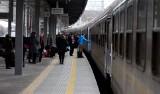 Kobieta wpadła pod pociąg na Dworcu Głównym w Gdańsku