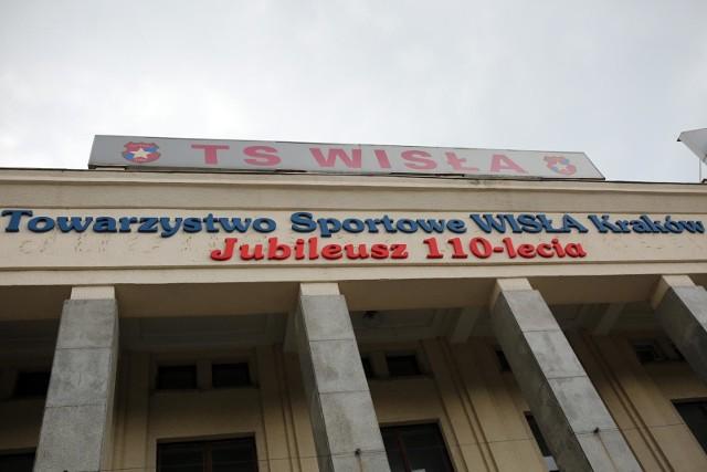 Teren i obiekty sportowe TS Wisła Kraków