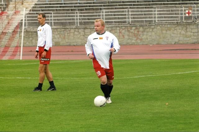 Andrzej Radek grał w różnych klubach, ale całe życie związany był ze Spartą Lubliniec