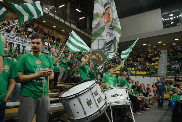Kibice Stelmetu BC Zielona Góra nie mają powodów do zadowolenia...