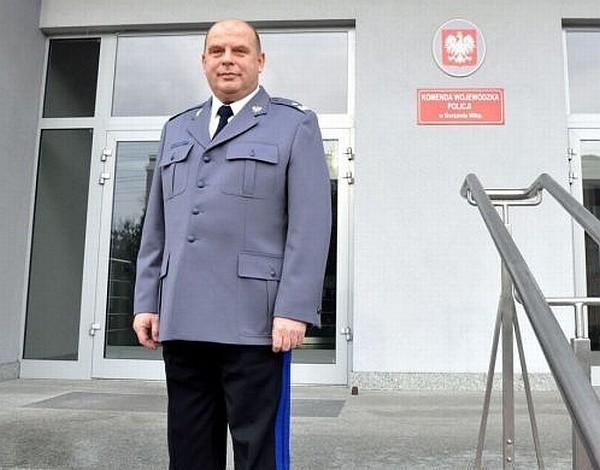 Komendant Wojewódzki Policji w Gorzowie Wlkp., nadinspektor Leszek Marzec wkrótce przejdzie do Opola.