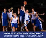 Przyjdź na prezentację gorzowskich koszykarek