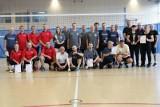 Turniej Piłki Siatkowej Nauczycieli Powiatu Kamieńskiego