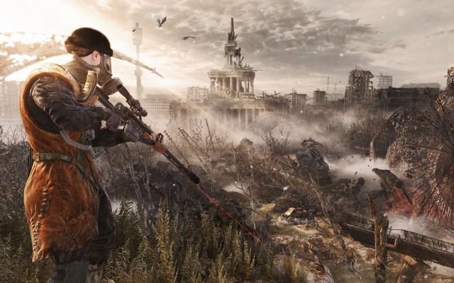 Metro: Last Light. Chronicles PackAnna, bohaterka jednej z trzech misji, jakie znajdziemy w dodatku Metro: Last Light. Chronicles Pack.