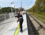 Zobacz nowe przystanki na linii kolejowej Łódź Widzew - Zgierz. ZDJĘCIA
