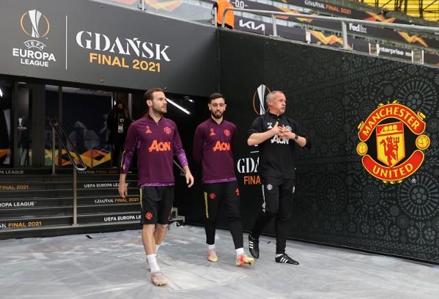 Bruno Fernandes to kluczowy piłkarz Manchesteru United, finalisty Ligi Europy w Gdańsku