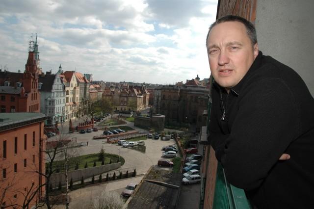 prof. Marek Wasilewski