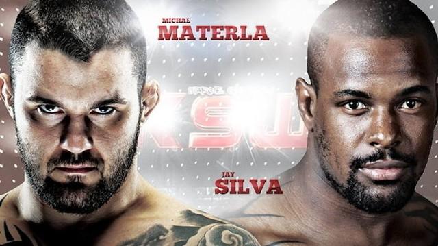 KSW 26: Materla vs. Silva. Tak Materla wygrał walkę z Jayem Silvą