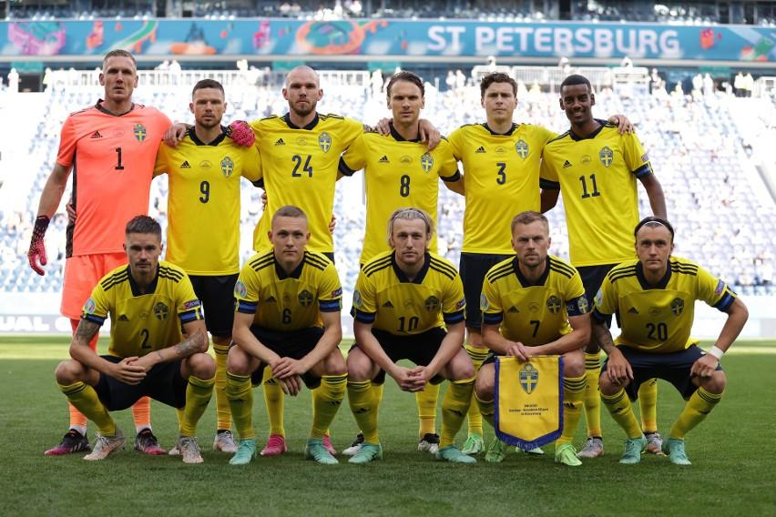Szwecja - łączna wartość zawodników 106,6 milionów euro...