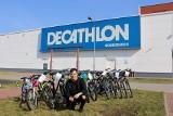Do domów dziecka w Sosnowcu trafią kolejne rowery. Akcja radnego Damiana Żurawskiego nabiera tempa. Włączył się także Decathlon Sosnowiec
