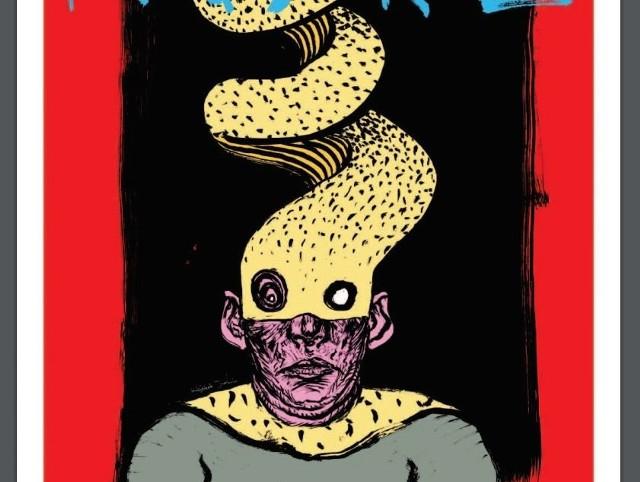 """""""Mocarz"""" to komiks opowiadający historię młodego człwieka, który zażył śmiertelnie groźny dopalacz. Dostaną go uczniowie wszystkich gimnazjów w Kujawsko-Pomorskiem. Może znajdzie się wśród nich utalentowany autor, który stworzy ciąg dalszy?"""