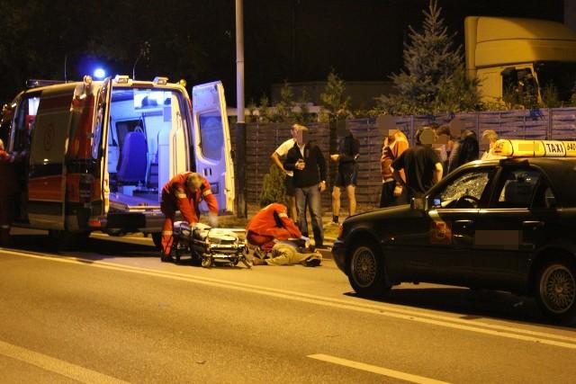 Wypadek miał miejsce 10 września