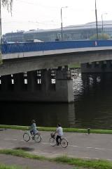 Kraków. Wyłowiono ciało z Wisły w rejonie mostu Grunwaldzkiego