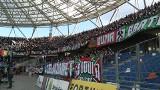 W ilu jeżdżą? Wyjazdowy ranking kibiców Fortuna 1 Ligi. Rekord Zagłębia Sosnowiec w Bielsku-Białej