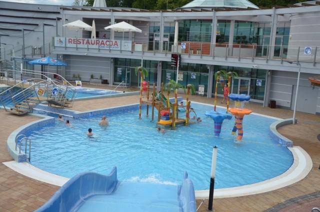 Termy Uniejów otwarte w czerwcu. Jak są czynne baseny w Uniejowie?