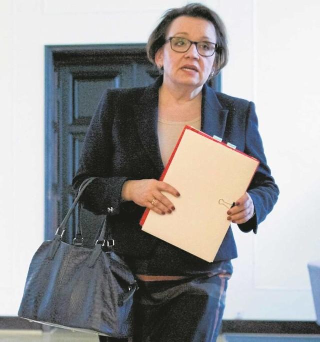 Minister edukacji Anna Zalewska chce zmienić zasady ewaluacji