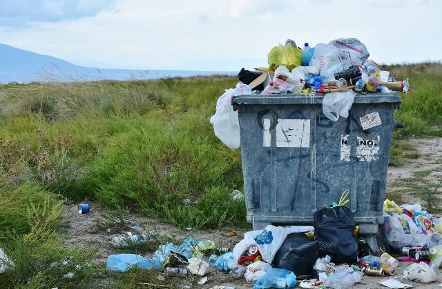 Zobacz, gdzie wyrzucisz śmieci, których nie przyjmą kontenery.