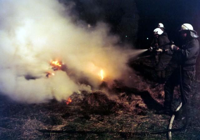 50 archiwalnych zdjęć z największego pożaru lasów w Europie. 26 sierpnia, 29 lat temu, spłonęło 10 tys. hektarów!
