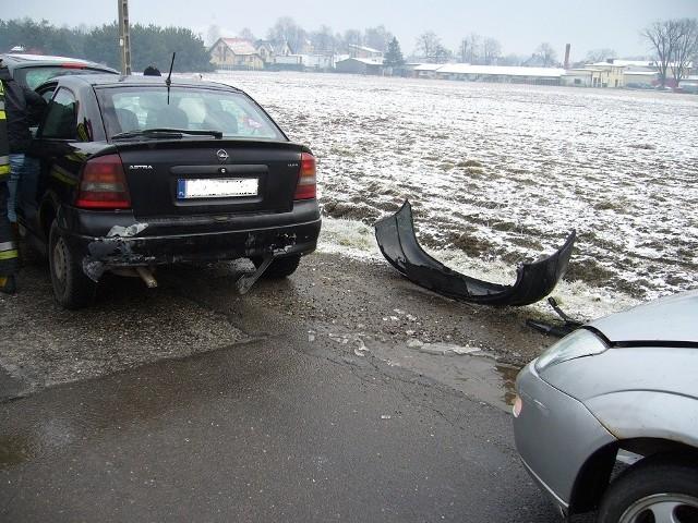 Wypadek w Żorach. W wypdku ranne zostały dwie kobiety, w tym 25-latka w ciąży