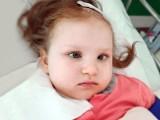 Pięciolatka ze Świdnika walczy ze złośliwym nowotworem mózgu. Konieczne jest leczenie we włoskiej klinice