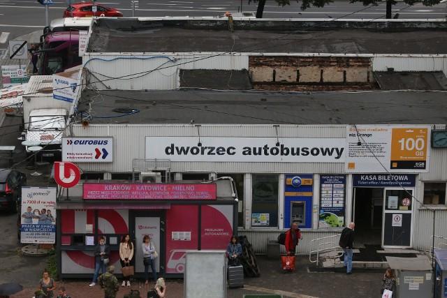 Oto międzynarodowy dworzec autobusowy w Katowicach w sierpniu 2020Zobacz kolejne zdjęcia. Przesuwaj zdjęcia w prawo - naciśnij strzałkę lub przycisk NASTĘPNE