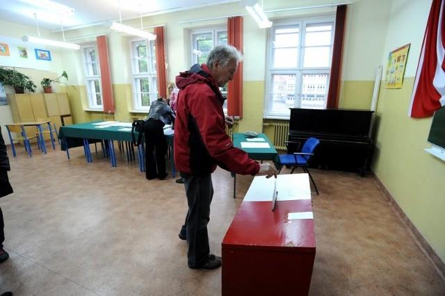 GlosujemyTak w wyborach do Parlamentu Europejskiego glosowali szczecinianie.