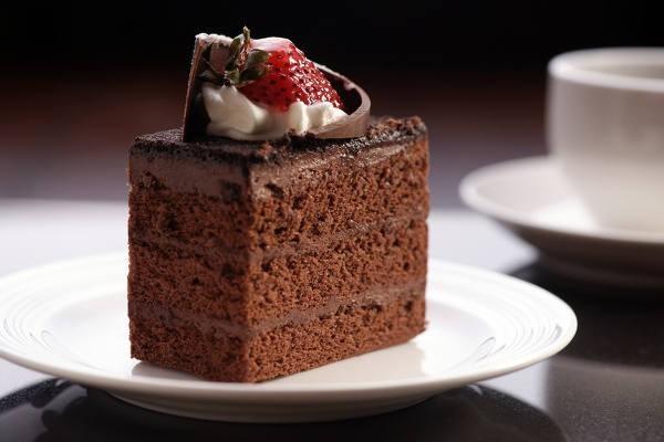 Pyszne ciasto czekoladowe, proste i szybkie ciasto