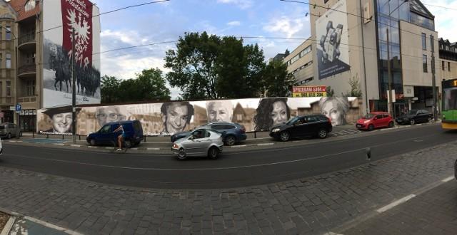 Blisko 40 metrów długości ma mieć mural, który może zdobić ogrodzenie przy ul. Dąbrowskiego. Malowidło upamiętniające wybitne kobiety związane z Jeżycami powstanie, jeśli uda się zebrać środki na ten cel. Potrzeba 16 tys. zł.Poznaj bohaterki murala--->