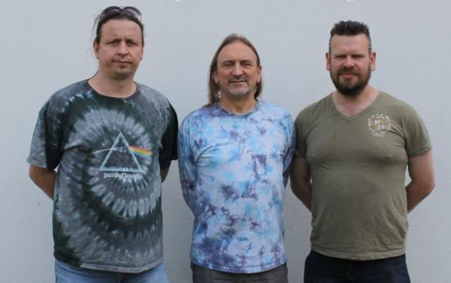 Od lewej: Kielak, Piekarczyk, Pijarowski.