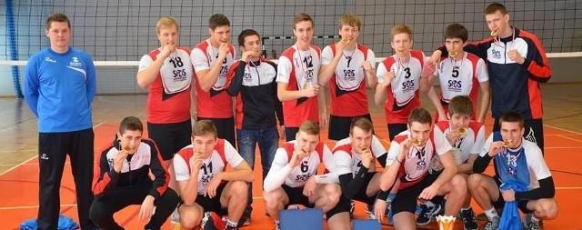 Mistrzowska drużyna Kęczanina Kęty