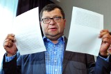 Afera Zbigniewa Stonogi. Oskarżony Zbigniew Stonoga usłyszał 186 zarzutów prokuratorskich. Kiedy zacznie się jego proces?