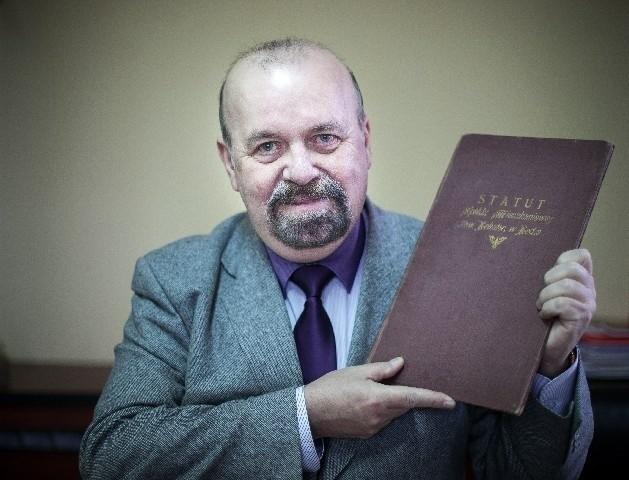- Najstarszy egzemplarz statutu spółdzielni, jaki posiadamy, pochodzi z 1930 r. - mówi Jerzy Józefacki.